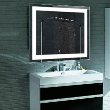 Estilo moderno do banheiro LED espelhos de luz