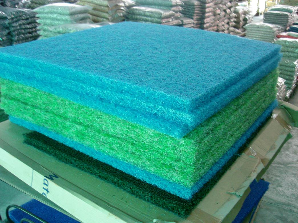 Wholesale popular good selling japan filter mat for fish for Pond filter mat