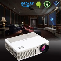 led hdmi home theater video projector 2500 lumens support 1080p 3D, 50000hours life