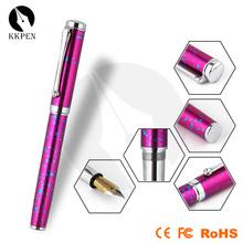 Shibell gun pen transparent fountain pen logo printing ball pen