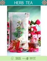 Taiwan Zen style Oriental whitening herbal medicine