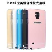 new design aluminum bumper case for samsung galaxy note 5