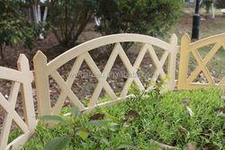 Europe style garden decoration plastic fence