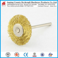 Chinese manufacturer ISO9001 factory copper wire/brush wire