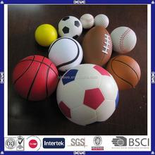 high quality promotion basketball pu stress ball