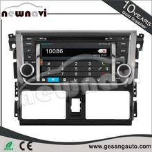 2din 7 inch capacitive screen navigation car multimedia system