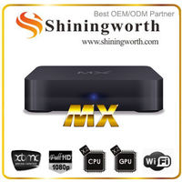 2014 Original MX Smart Google Fully Loaded XBMC 1G/8G Flash Android 4.2.2 Jelly Bean 1080P Android TV Box