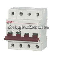 AUT2 well for international market main switch 4P 100A