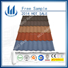 Stone Coated Roofing Tile /insulated and waterproof metal roofing tile