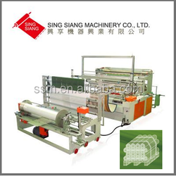 Heavy Duty Perforating Bag on Roll Bag Making Machine