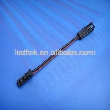 Led mini- steckeranschluss connecteurs plus mini pour le conducteur conduit feux transformateurs. dans les meubles