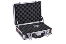 Aluminium short Gun Case, SINGLE Pistols Storage, Hunting Gun Box