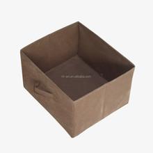 Fabric Folded box/stool/storage organizers