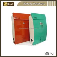 ventilate metal box letterbox