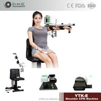 Digital LCD Display shoulder CPM Machine for orthopedics YTK-E shoulder rehabilitation equipment