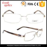 Hot new fashion eyewear frames optical frames in italy