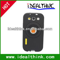silicon funny case for samsung galaxy s3 i9300