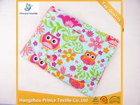 Universal Hot Pink Owl Design Pram Liner