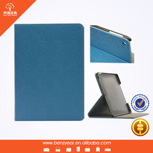 2015 New design PU tablet case with PC shell for ipad