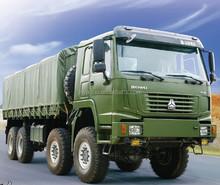 Euro 3 8x8 cargo truck all-wheel drive vehicle