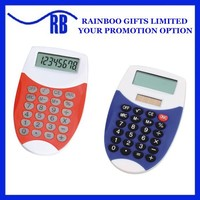 cheap plastic cosmetic calculator for promotion