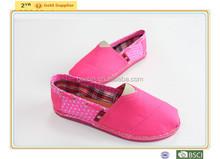 GCE1546 Wholesale import girls new design spain shoes