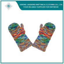 New Design Cycling Knitted Mittens