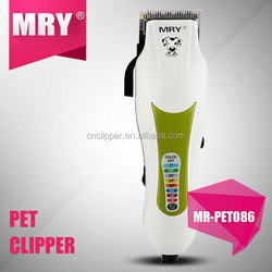 The new design for Pet grooming sets Dog Hair clipper Trimmer Shaving Clippers Kit