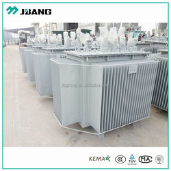 outdoor pole mounted 10kv 11kv 400 kva three phase oil electrical transformer factory price