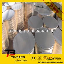Aluminum cookware circle