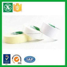 Free sample 90 mic hotmelt Tissue paper double sided adhesive tape for fixing