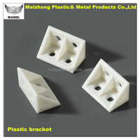Fatory directr sell high quality palstic bracket for furniture