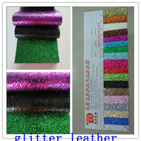 eco leather for glittering wedding shoes and shiny leather women shoes materials