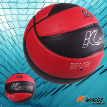 Bouncing ball basketball