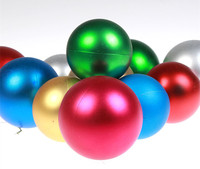Top Quality New Christmas Decoration Supplies,Promotional trees gifts Decorative Plastic Christmas Ball