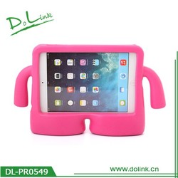 3D Kids Cute Shockproof EVA Foam Stand Cover Case for iPad