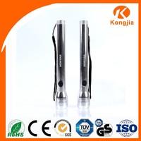 Pocket 3V 20,000 MCD Aluminum 6 Led Flashlight Sleeve