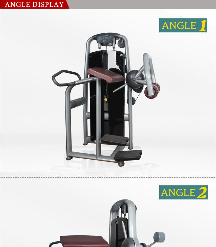 Glute Gym Machine In Gym Use Heavy Duty Fitness Equipment