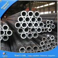 Certificated dn125 concrete lined steel pipe for wholesales