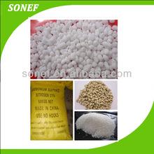 color granular fertilizer ammonium sulfate price