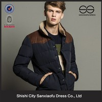 Wholesale High Quality Cheap Mens Winter Wear