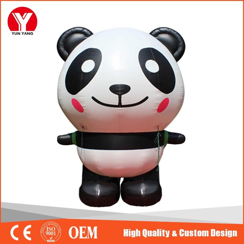 inflatable panda 39