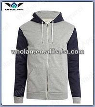 2014 custom latest design sportswear sweatshirt fashion casual men's hoodies