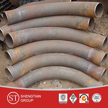 pressed pipe fitting