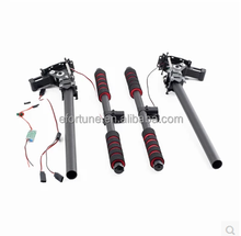 HJ-1100P Multi-axis universal aerial gear on Electric contraction foot stool(16MM,20MM,22MM,25MM pipe diameter)