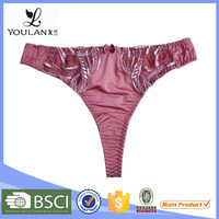 Hot Sale Fashionable Fancy Transparent Ladies Panties Women Sexy Underwear