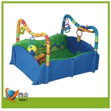 girls nursery customized playground indoor play gym