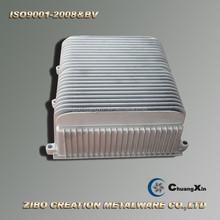 die cast aluminum radiator/china supplier aluminium heat sink/electrombile radiator