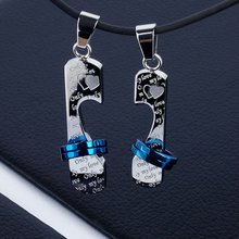 2012 Attract Love Pendants Jewelry Stainless Steel Charms(BP10276)