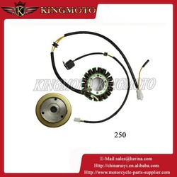 Best 150cc Motorcycle Ignition Coil , 12 Coil Magneto for 150cc Motorcycle, Good Performance!!